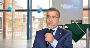 Mehmet Erdoğan bölge başkanı