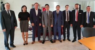 NETUBA T C. Roterdam Başkonsolosluğunu Ziyaret Etti (2)