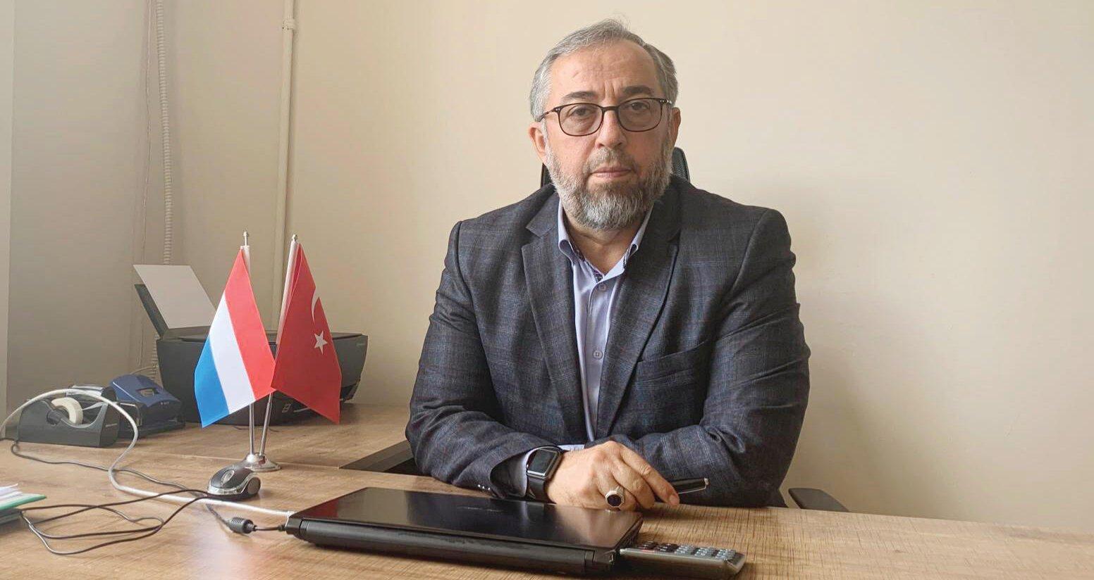 Kayseri'de, Hollanda'daki Türkleri yakından ilgilendiren yeni bir dernek kuruldu