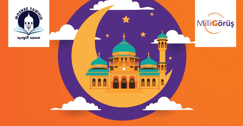 Amersfoort Rahman ve Tawhid camilerinden örnek girişim