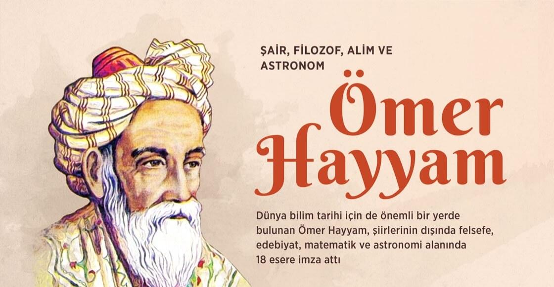 889 yılda şiirleri unutulmayan isim: Ömer Hayyam