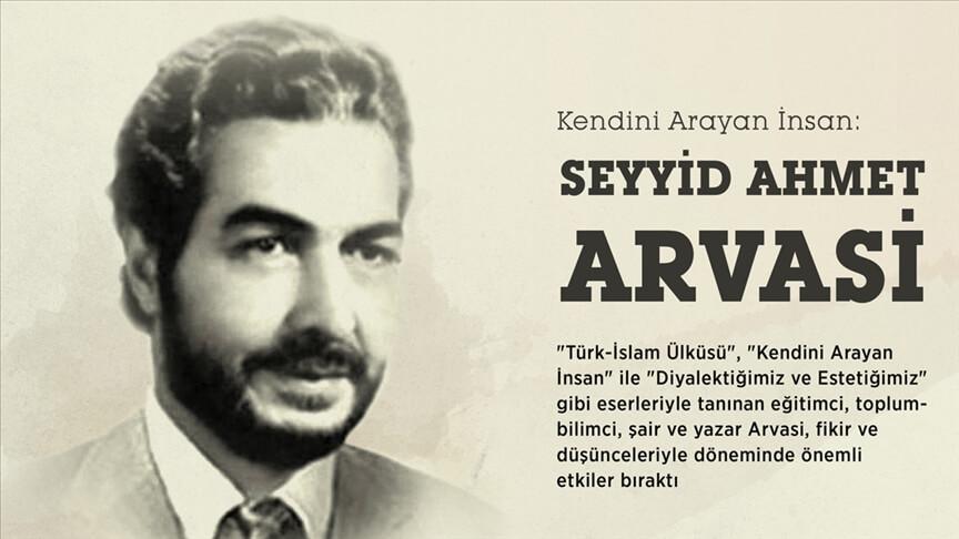 'Kendini Arayan İnsan: Seyyid Ahmet Arvasi'