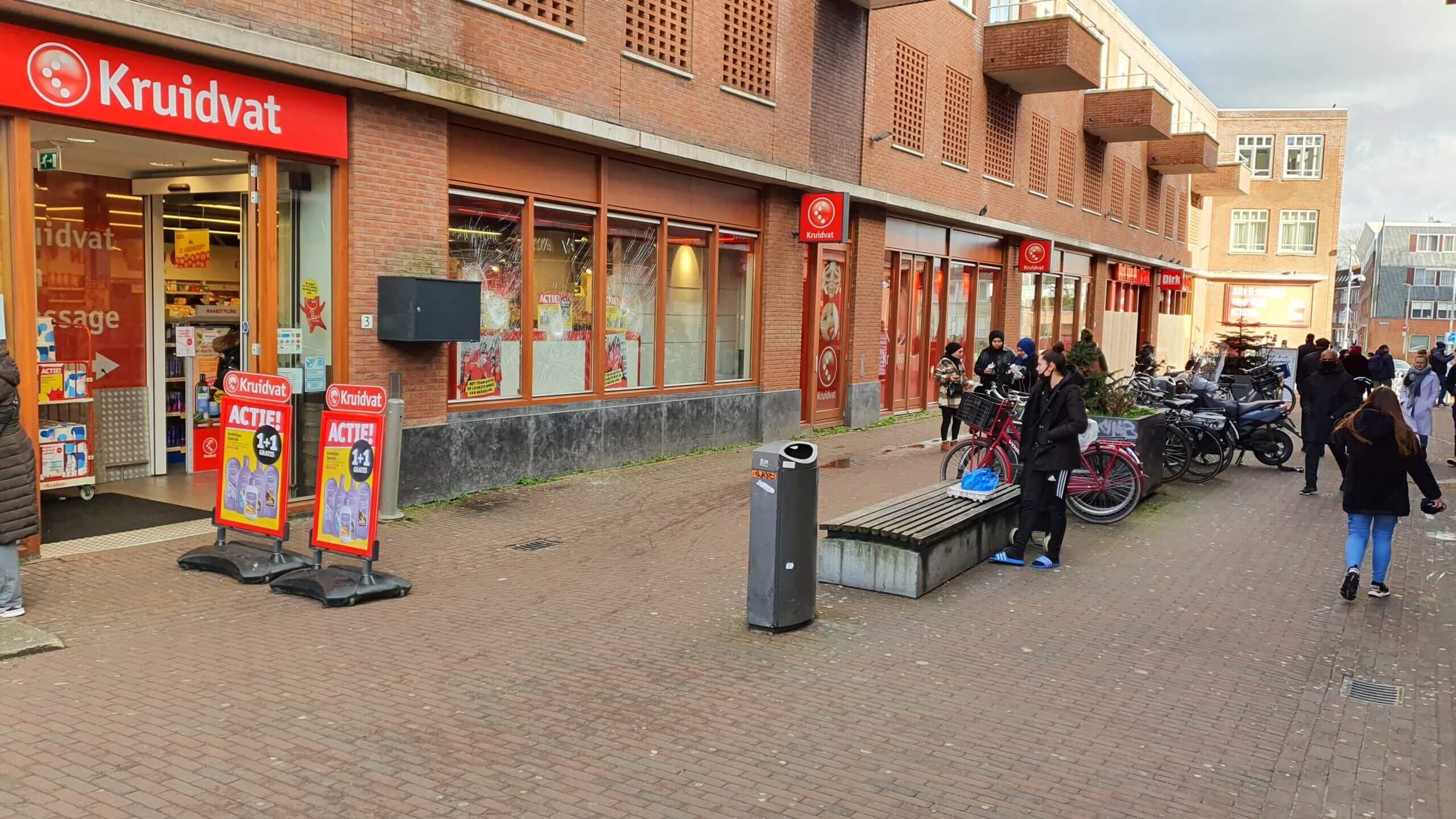 Belediye Başkanı Aboutaleb, Rotterdam'daki isyanlar hakkında konuştu: 'Onlar bir grup yağmacı ve hırsız'