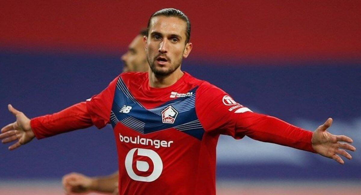 Yusuf Yazıcı'nın gol attığı maçta Lille, Bordeaux'yu 3-0 yendi
