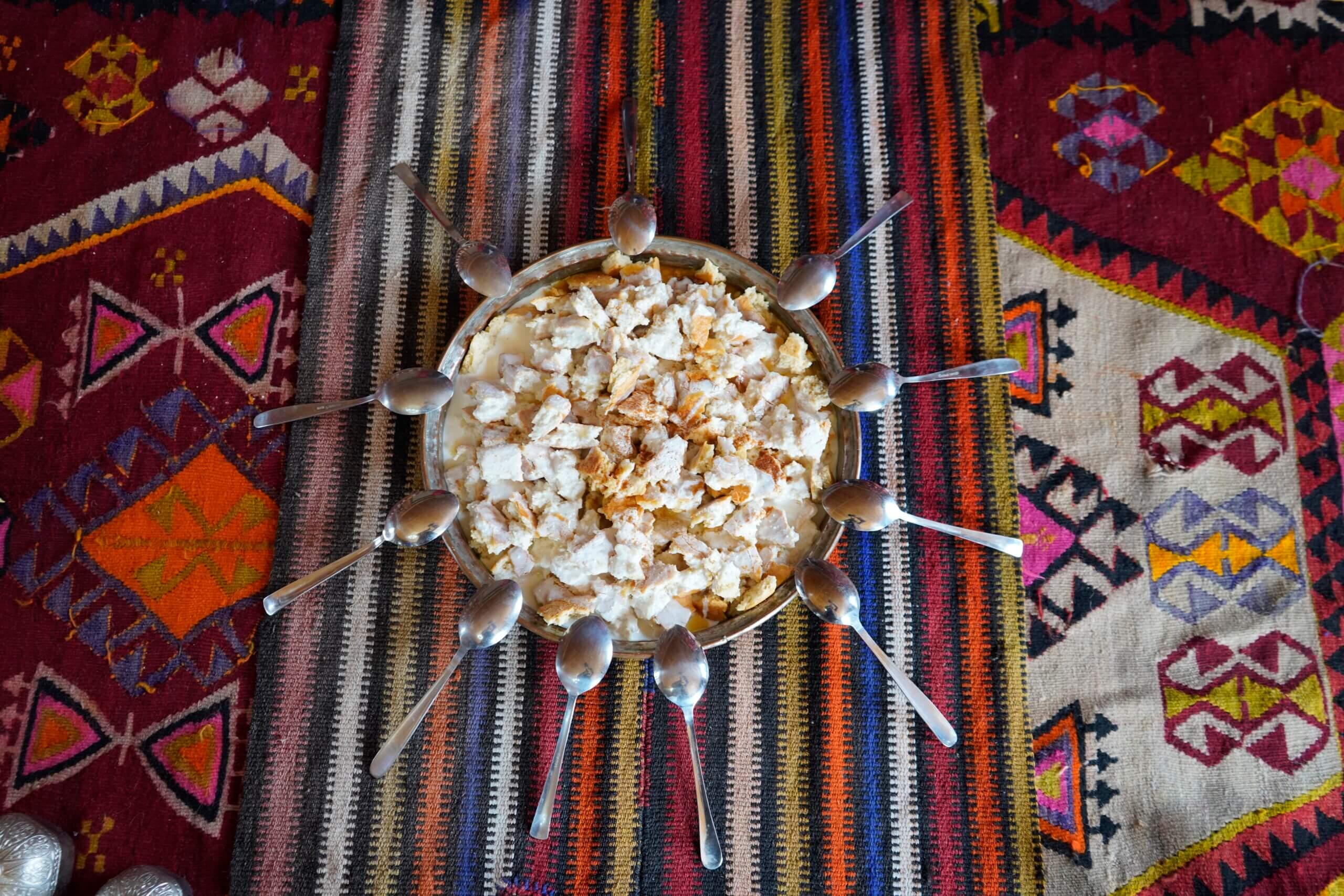 Sivas'ın yöresel lezzetleri kayıt altına alınıyor
