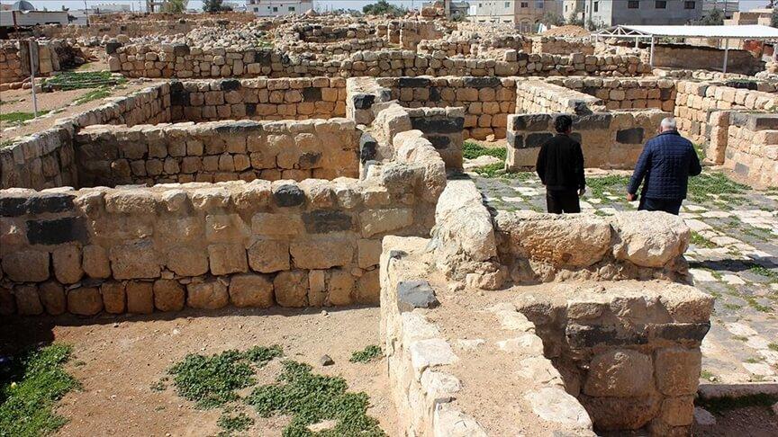 Ürdün'de hacıların güvenliğini sağlayan Osmanlı'dan kalma tarihi yapı: Fudayn Kalesi